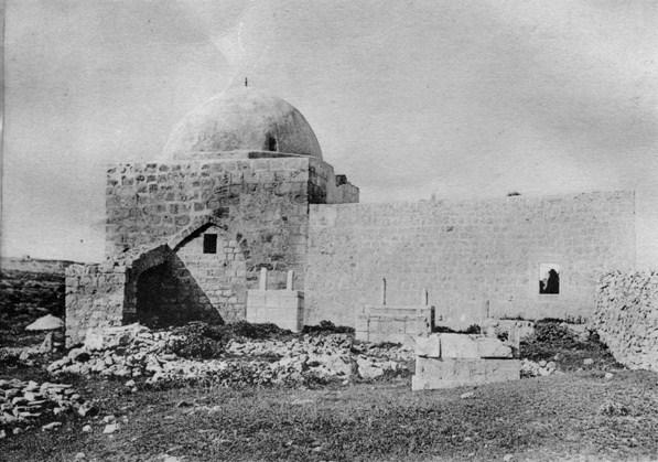 PikiWiki_Israel_13447_Rachels_Tomb